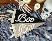 Mini Boo Pennant