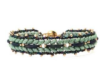 Nessie Bracelet Tutorial