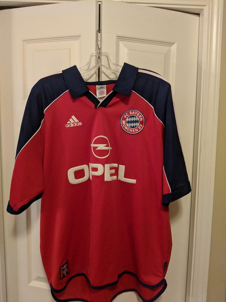 free shipping 7442a afe2f Vintage Bayern Munich Jersey!