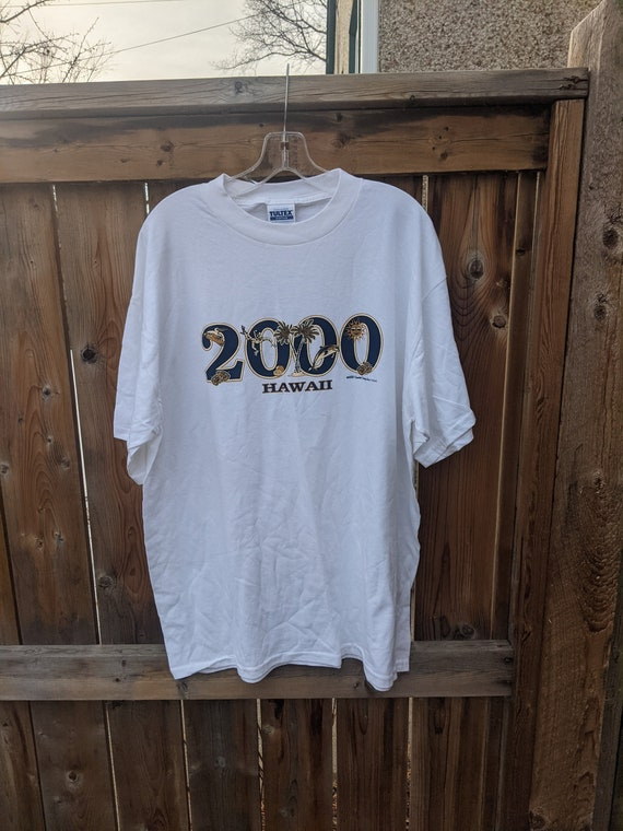 Vintage Y2K 2000 Class Of 2000 T-Shirt