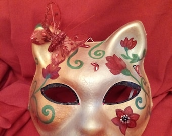 Masques collection chat