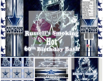 60727ab7e Dallas Cowboys Party Package