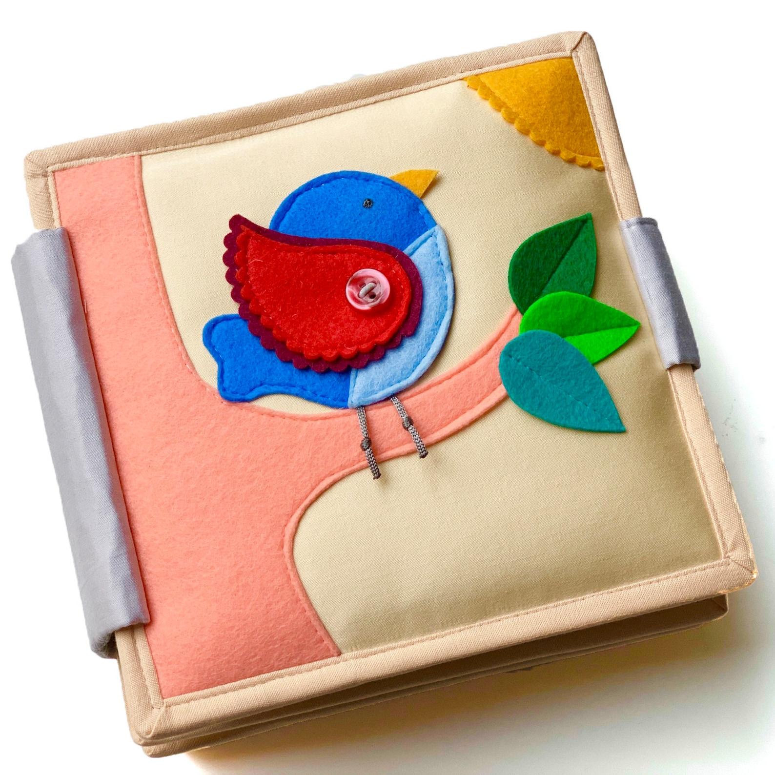Fühlbuch JollyDesigns