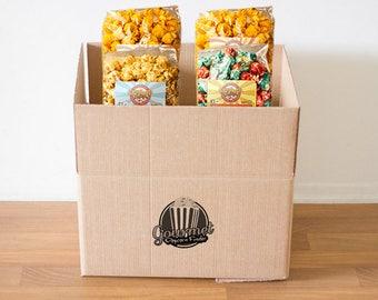 Gourmet Popcorn 4 Pack