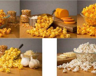 Say Cheese! - Gourmet Popcorn Cheese 5-Pack