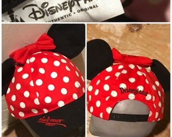 182fcd104032d Vintage mickey mouse ears hat