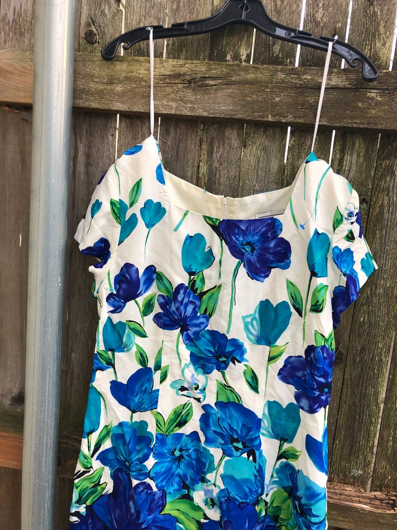 Vintage Gift 80s Vintage Dress Made in usa Vintage Clothing Girlfriend Gift Hippie summer dress Womens Vintage 80s Fashion