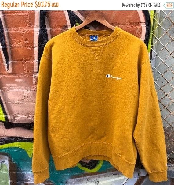 90s Vintage CHAMPION Sweatshirt Champion Reverse … - image 1
