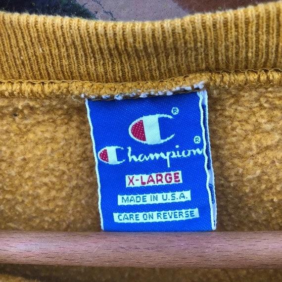 90s Vintage CHAMPION Sweatshirt Champion Reverse … - image 2