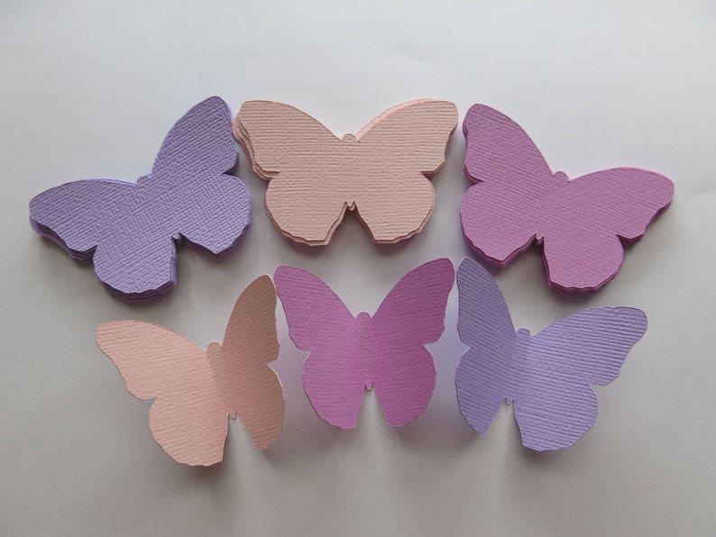 Butterfly Party Confetti Table Decor Fairy Themed Birthday