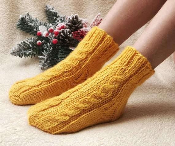 Socks handknits girls socks winter socksgift for girl gift  Free shiping