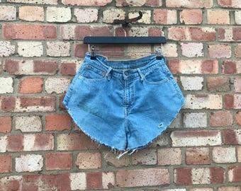 Vintage Levi Denim Shorts