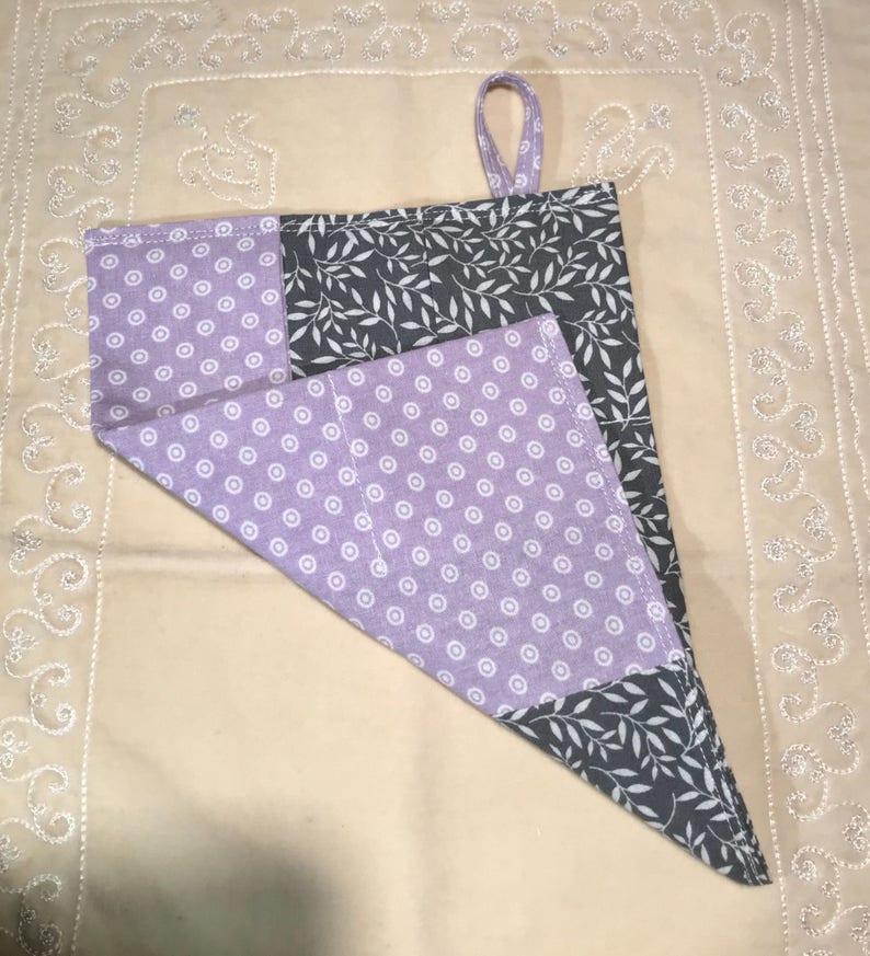 Travel Case  Snack Bag  Travel Kit Handmade Foldable Fabric Wallet Modern Purse Organizer  Gift Card Holder Jewelry Bag Tea Wallet