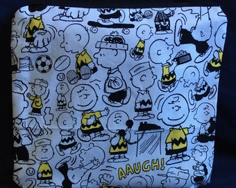 Charlie Brown Pouch