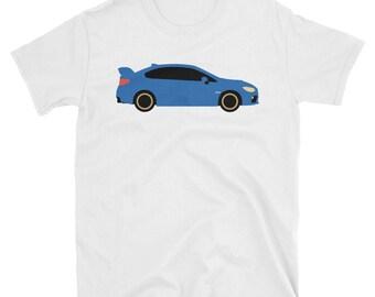 Subaru Wrx STI Shirt - New STI Shirt, Subaru Shirt, STI Shirt, Wrx Shirt, Rally Car Shirt, Subaru Gift, Suby Subie Shirt, Subaru Rally, Jdm