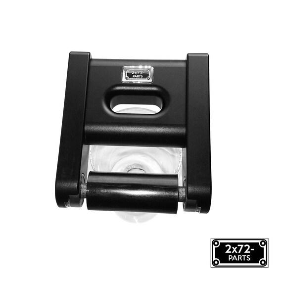 2x72 Belt Grinder Small Wheel Holder kit with Deflector Wheel Bracket & 2