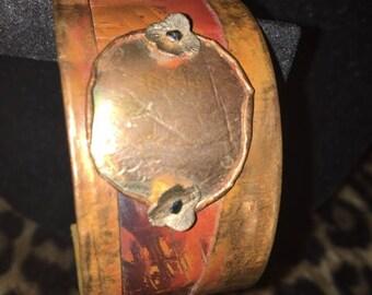 Gorgeous Copper Cuff