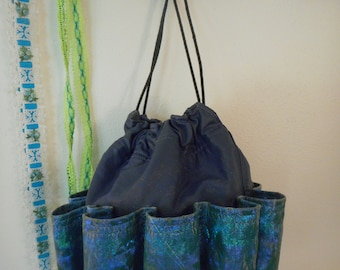 Retro Hand Bag Knitting bag