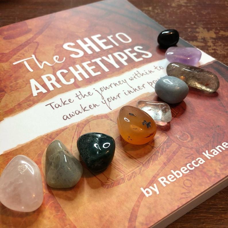 The SHEro Archetypes  Take the journey within to awaken your image 0