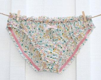 "Panties / bloomers woman ""Peony"""