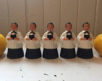 Choir Boys Hallelujah! Vintage Retro