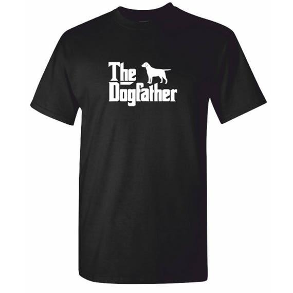 The Dogfather t-shirt - Labrador Clothing tshirt