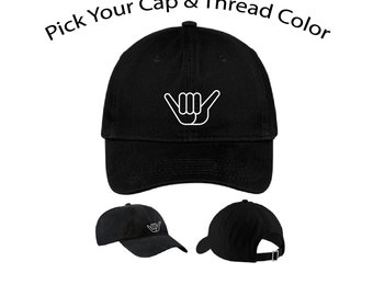 28754a185 Hang loose hat   Etsy