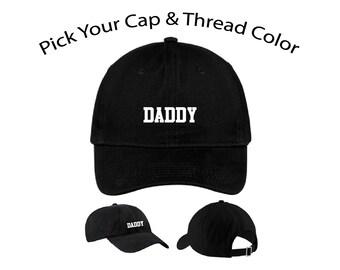 dd242f51aed8e Daddy Dad Cap