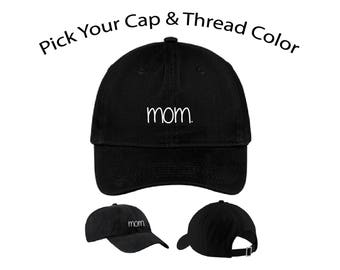 4b044be41cc Mom Dad Cap