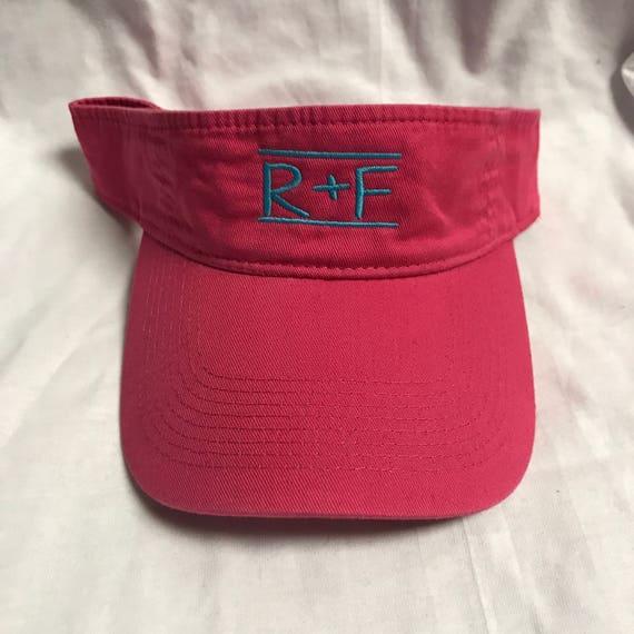 Rodan Rodan Fields Glitter Visor Fields Visor Glitter Rodan Fields Visor Purple RF Visor