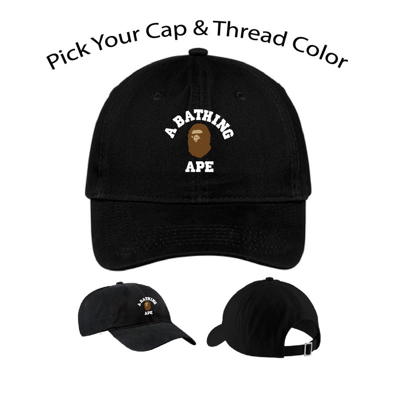 f978f36378dd A Bathing Ape Cap A Bathing Ape Dad Hat Bape Cap Dad Hat