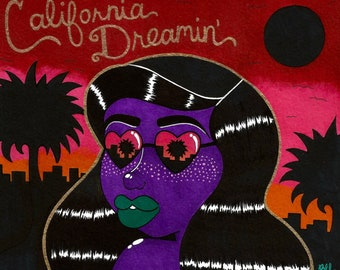 California Dreamin' (Prints)