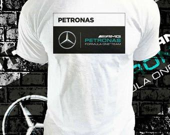 AMG Formula one team, Mercedes tshirt, AMG Petronas shirts, Formula one tee, Mercedes Benz
