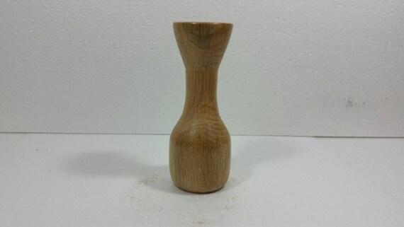 Wood Turned Vases Etsy