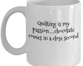 Happiness is quilting mugs-gifts for quilters-Gift for women