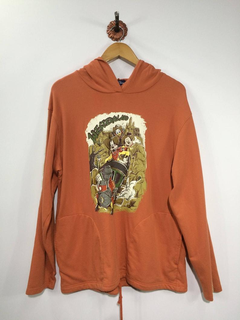 66bc8dc8810dc3 Jahrgang 90er WALT DISNEY Sweatshirt Damen große Walt Disney