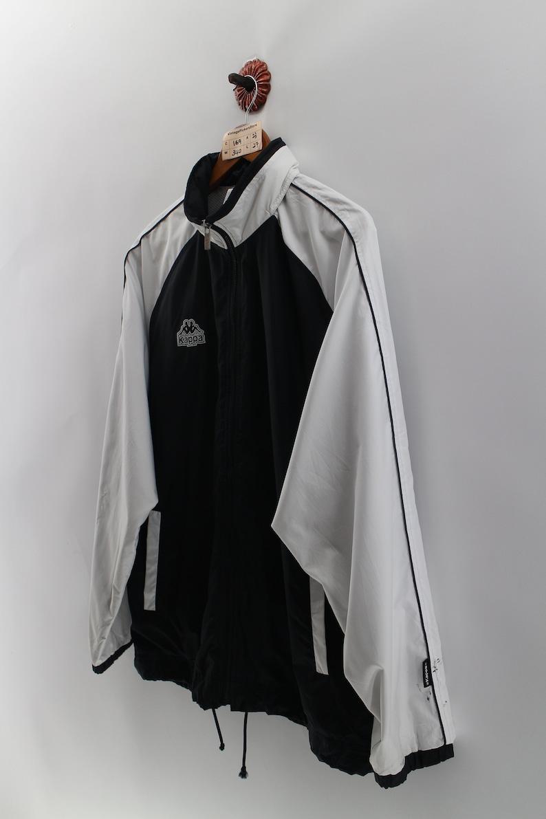 Vintage 90/'s KAPPA Outfit Jacket Medium Unisex KAPPA FINEST Support Sportwear Gear Hoodie Jacket Unisex Size M