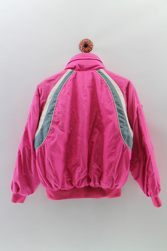 adidas Sportive red stripe track jacket   Browns