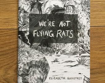 Pigeon Zine: We're Not Flying Rats