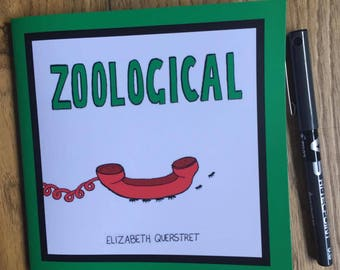 Zoological - Animals on their phones