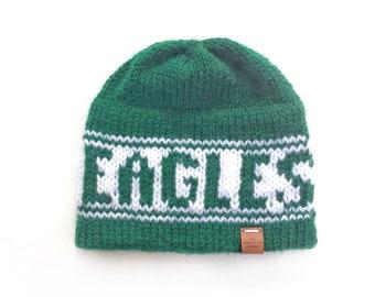 Eagles Double Brim Beanie