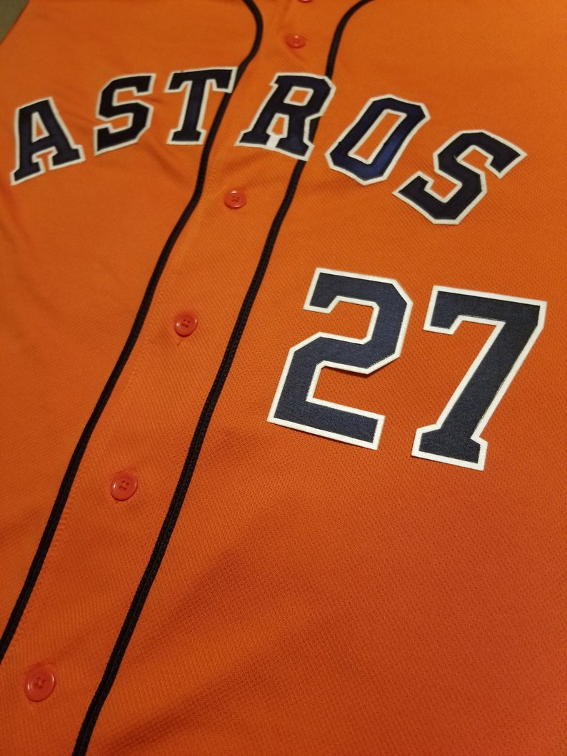 online store f7d07 0b39c Houston Astros Jersey FRONT Number
