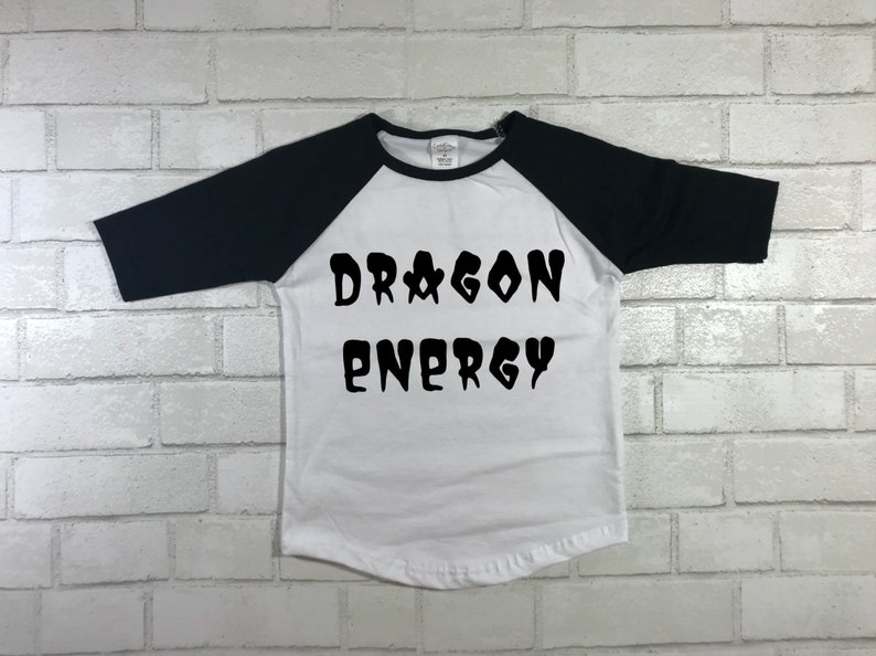 Dragon Energy Toddler Shirt/MAGA/Kanye 2020/Dragon Energy Baby/Trump Baby  Shirt/Trump Toddler Shirt/Trump 2020/Raised Right Kid Shirt