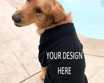 30aeb1573 Custom dog shirt