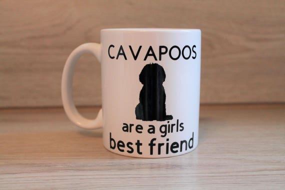 Cavapoo dog mug Cavapoo gift ideal present for dog lover
