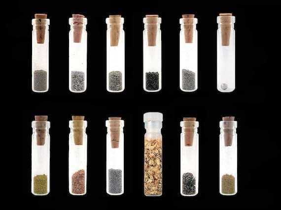 Mistborn Metals Vials Officially Licensed Replica With Etsy
