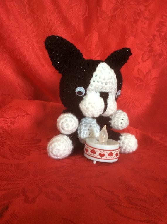Boston Terrier Birthday Gifts Celebration Miniature