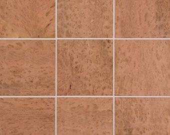 Eucalyptus Burl Tiles