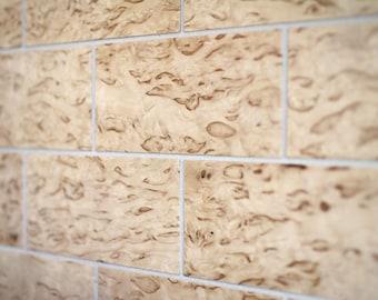 Karellian Birch Tiles