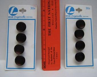 BGE Originals brown buttons